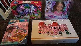 Brand New girls toys