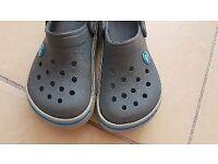Children Crocs size 12/13