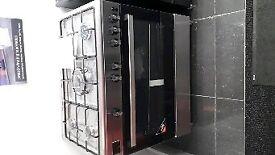 Teknix Gas Range Cooker in Stainless Steel