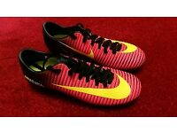 Nike Mercurial Football Boots Size 9½