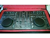 Pioneer DDJT1 DJ controller's