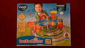 BRAND NEW Vtech Baby Toot Drivers Garage Interactive Kids Toy Age 1 to 5+.