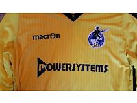 Bristol Rovers long sleeve away too