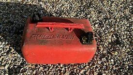 Quicksilver RIB fuel tank