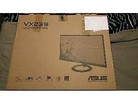 ASUS VX239H 23 inch Monitor, FHD (1920 x 1080), IPS MONITOR