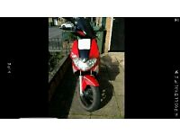 Gilera runner vx 125 SWAP only