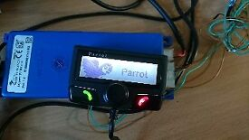 Parrot hand free bluetooth kit