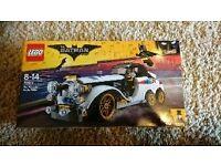 NEW Lego Batman - Penguin Arctic roller