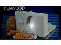 Kenwood food slicer SL250