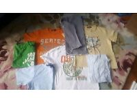 Boys clothes bundle age 6-7 and 7-8