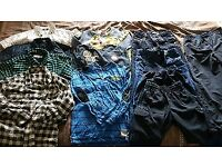 Boys clothes bundle 7-9 years old
