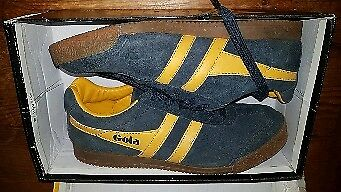 Retro Gola Trainers
