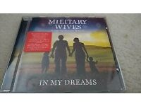 Military wives cd