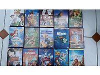 DISNEY BUNDLE set of 15 Disney DVDS