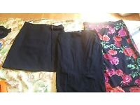 Bundle size 8 skirts