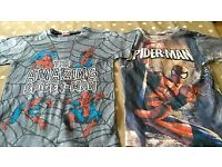 Two 6-7 year old t-shirts from Tu at Sainsbury's