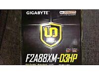 Gigabyte F2A88XM-D3HP