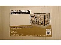 "BNIB Little Friends ""Langham"" huge hamster cag"
