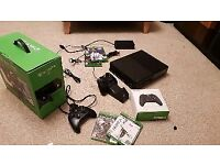 Xbox One 1TB Bundle - Perfect Condition!