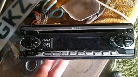 Goodmans car head unit cd player