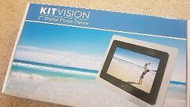"Digital Photo Frame 7"""
