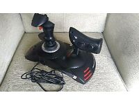 Thrustmaster Hota X Joystick and Throttle for PC PS3/PS4