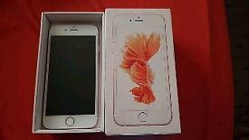 Iphone 6s 16gb Rose gold unlocked mobile phone