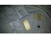 Sony Z5 factory unlocked and gold with all extras