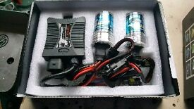 Xenon hid lights all fitments new boxed