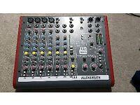Allen & Heath ZED 10fx in box