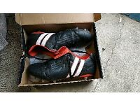 Rugby boots like new 10.5