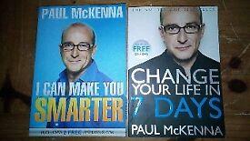 Paul McKenna Books