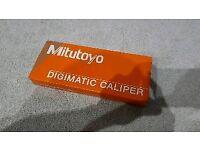 Mitutoyo Digimatic Caliper Coolant Proof Vernier