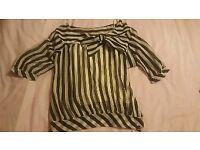 NEXT ladies blouse size 6