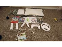 Nintendo Wii & all the bits
