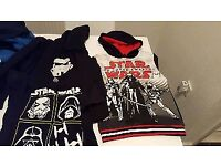 Boys Star Wars Clothes 9-10 & L