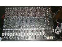 Mackie CR1604-VLZ - clean mixing desk