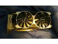 MSI Nvidia GTX 960 2GB