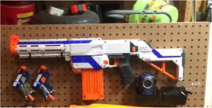 Nerf! Various nerf guns,prices are in the description.