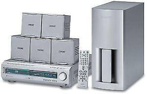 Sony DAV-C450 5.1 Channel Home Theater System