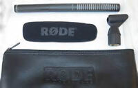 Rode microphone ntg-2