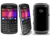 BlackBerry Curve 9360 - Black (Unlocked) Smartphone