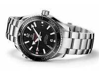 Immaculate & Rare - Omega Seamaster Planet Ocean Skyfall James Bond Limited Edition Automatic Watch