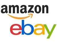 Looking for an online Market Place eBay and Amazon Business Administrator/Admin Staff - London