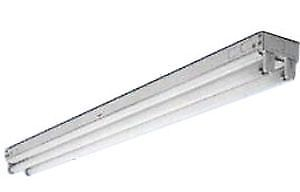 New in boxes: Fluorescent Strip, 2 Lamp, T8, 48 in.