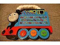 Talking Thomas the tank engine A,B,C, music & words