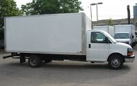 Moving Truck Available