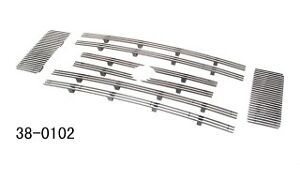 CLEAR-OUT PRICED 22% OFF BILLET GRILL FOR FORD 08-10 FX 4