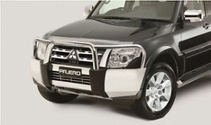NT-NW PAJERO ALLOY BULLBAR NEW GENUINE (DISPLAY ITEM) Burnie Burnie Area Preview