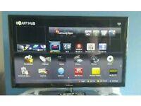 "Samsung 40"" HD Led smart tv"